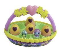 Hatchimals Colleggtibles Cestinha E Mini Figuras Surpresa - Sunny