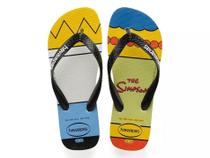 Havaianas Masculina Adulto Estampa Dos Simpsons