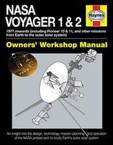 Haynes nasa voyager 1 & 2 owners' workshop manual - Motorbooks Internati