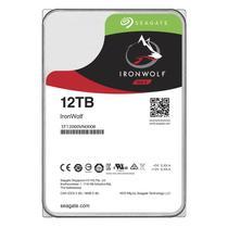 HD 12TB Seagate IronWolf para Servidor NAS 256MB Sata 6 7200rpm ST12000VN0008 -