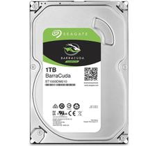 HD 1TB 7200 RPM 64MB Seagate SATA 3.5 BarraCuda- ST1000DM010 -
