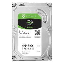 HD 2TB  Seagate 64MB Sata Para Desktop Barracuda -