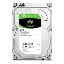 Hd 2Tb Seagate Barracuda Sata 3.5 7200Rpm 64Mb Cache Sata 6Gb/S - St2000Dm006 -