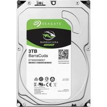 HD 3TB Sata3 Seagate Barracuda 6gb/s 64MB - ST3000DM007 -