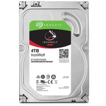 HD - 4.000GB (4TB) / 5.900RPM / SATA3 / 3,5pol - Seagate IronWolf - ST4000VN008
