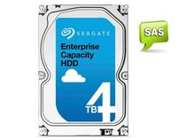 HD 4TB SAS Seagate 3.5 7.2K 128MB 12GB/S 24X7 Servidor Enterprise ST4000NM0125