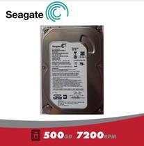 HD 500 Gb Seagate Barracuda 7200 RPM Sata III -
