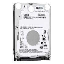 HD 500GB Notebook Western Digital 2,5