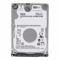 Hd 500gb para notebook Western Digital Wd5000lpcx - Wester digital