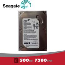 """HD 500GB Seagate 3,5"""" SATA III 7200RPM 16MB SATA 6Gb/s - ST500DM002 -"""