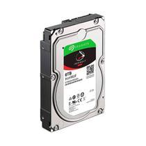 HD 6 TB SATA 3 - 7200RPM - 256MB Cache - Seagate NAS IronWolf - ST6000VN0033 -