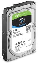 HD 6 TB SATA - 6Gb/s - 7200RPM - 256MB Cache - Seagate Surveillance SkyHawk - ST6000VX0023 -