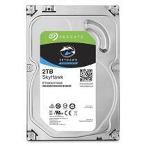 "HD Desktop Seagate SkyHawk Surveillance 2TB SATA6 5900RPM 64MB 3.5"" -"