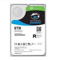 "HD Desktop Seagate SkyHawk Surveillance 8TB SATA6 5900RPM 256MB 3.5"" ST8000VE000 -"