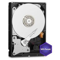 HD Desktop Western Digital Purple Surveillance 2TB SATA3 5400RPM 64MB Cache 3,5