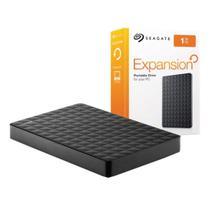 Hd Externo 1 TB 1 Tera Slim Usb 3.0 Seagate Lacrado -