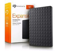 HD Externo 1 TB Usb - Seagate - UNICA -