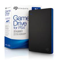 Hd Externo 2TB Gamer Drive para PS4 USB 3.0 STGD2000400 SEAGATE
