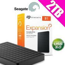 Hd Externo 2tb Seagate Portatil -
