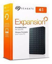 Hd Externo 4tb 2,5'' Usb 3.0 Disco Rigido EXPANSION - STEA4000400 SEAGATE -