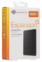Hd Externo 500gb Seagate Expansion -
