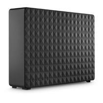 HD Externo 6TB 3.5 Seagate USB 3.0 Preto Expansion STEB6000403 C/Fonte -