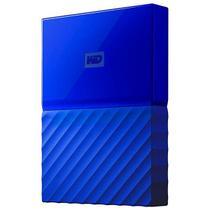 HD Externo de 1TB WD My Passport WDBYNN0010BBL-0B 2.5 USB 3.0 - Azul -