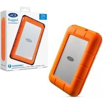 Hd Externo Lacie Rugged Thunderbolt Usb3.0 2TB
