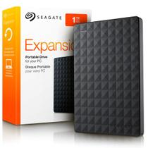 HD Externo Portátil 1TB USB 3.0 Expansion STEA1000400 - Seagate