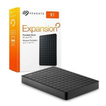 HD Externo Portátil Seagate Expansion 1TB USB 3.0 Preto STEA1000400 -