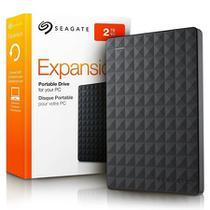 "HD Externo Portátil Seagate Expansion 2TB 2,5"" -"