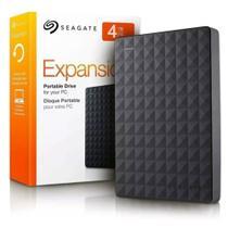 Hd Externo Portátil Seagate Expansion 4tb Usb 3.0 -