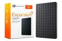 Hd externo seagate 1 tb -