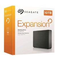 "HD Externo Seagate 10TB Expansion USB 3.0 3,5"" STEB10000400 -"