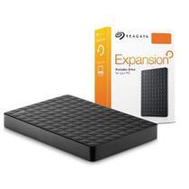 HD Externo / Seagate / Expansion / 5TB / USB 3.0 - Preto -