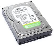 HD Green 1TB SATA3 Western Digital 3.5