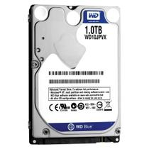 Hd Interno 1TB Western Digital Blue Notebook Sata III 5400 8mb WD10jpvx