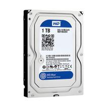 HD Interno 1TB Western Digital Blue Sata III 7200 RPM 64MB WD10EZ