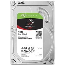 HD Interno 3,5 IRONWOLF 4TB 5900RPM 64MB NAS/SATA3-Seagate -