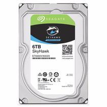 HD Interno 6TB Sata 3.5 SkyHawk ST6000VX0023 Seagate -