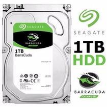 HD interno de 1 TB seagate Para Desktop -