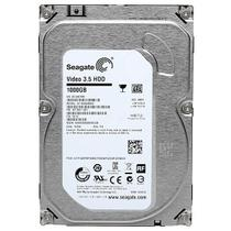 HD Interno de 1TB Seagate ST1000VM002 New Pull/RB para PC - Prata -