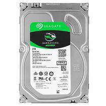 HD Interno de 2TB Seagate BarraCuda ST2000DM008 para PC - Prata -