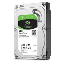 HD Interno de 4TB Seagate BarraCuda ST4000DM004 para PC - Prata -