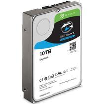 "HD Interno Desktop Seagate SkyHawk Surveillance 10TB SATA 7200RPM 256MB 3,5"" ST10000VE0008 -"