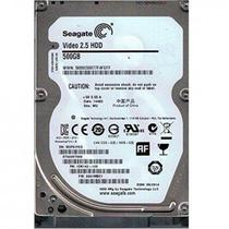 HD Interno Notebook 500GB ST500VT000 - Seagate -