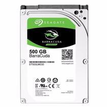 HD Interno Notebook / Seagate / ST500LM030 / 5400RPM / 500GB -