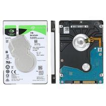 HD Interno Seagate Barracuda Notebook  1TB SATA 128MB 2.5 5400RPM (ST1000LM048) -