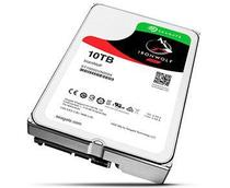 HD Interno Seagate NAS Ironwolf 10TB SATA 256MB 3.5 7200RPM (ST10000VN0004) -