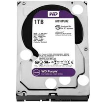 HD Interno Western Digital Purple 1TB SATA III 7200RPM - Wd10purz - Revisar